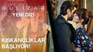 Gülizar ve Murat arasında kıskançlıklar başlıyor - Gülizar 4. Bölüm