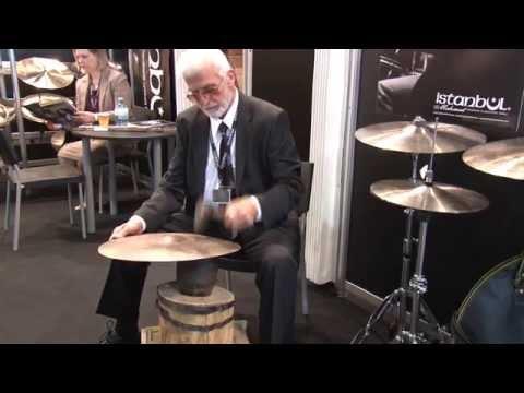 Istanbul Präsident Mehmet Tamdeger in Action Musikmesse 2015