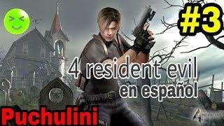 Resident Evil 4 con Shaggy En Español #3 En vivo Ps4 Puchulini