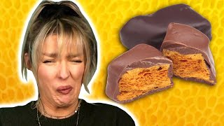 Download Irish People Try New York Sponge Candy