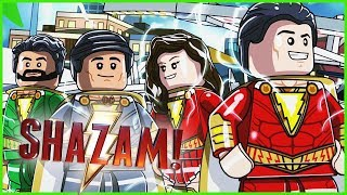 Lego DC Super Villains - SHAZAM DLC Level Pack 2 Sivana Showdown!