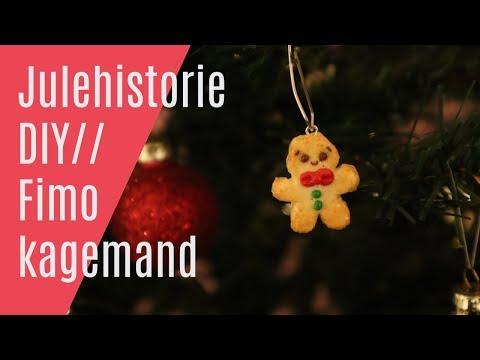 6.december//-diy-fimoler-kagemand🎄