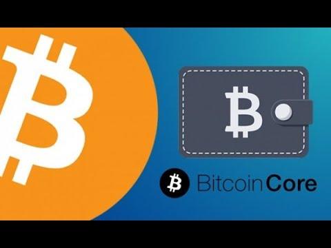 Кошелек Bitcoin Core. Особенности и преимущества