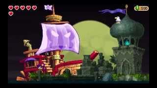 Shantae and the Pirate