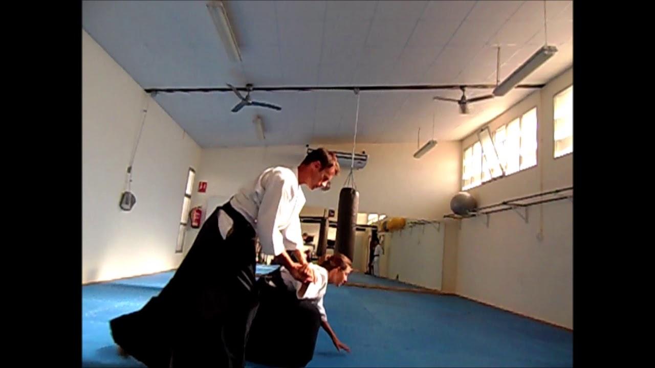Tsuki Ikkyo Irimi Aikido – Flow Aikido Movement – The Ki