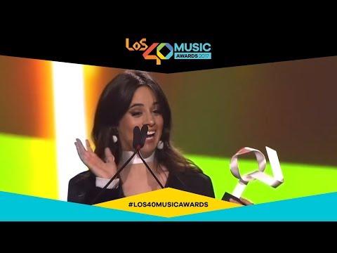 Camila Cabello es la artista LO+40 | LOS40 Music Awards 2017