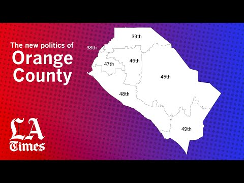 Are Orange County voters still feeling blue in the 2020 election?