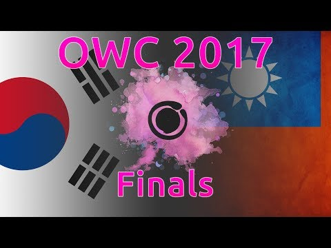 osu! World Cup 2017 | Finals | South Korea vs Taiwan