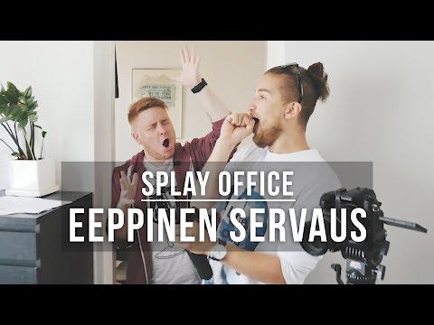 Splay Office: Eeppinen servaus