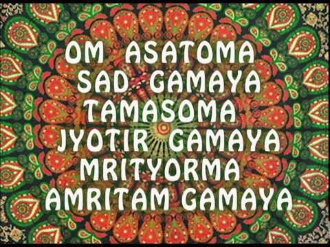 ASATOMA Mantra