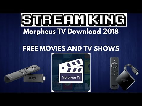 How to Install Morpheus TV on Fire TV Devices - Kodi America