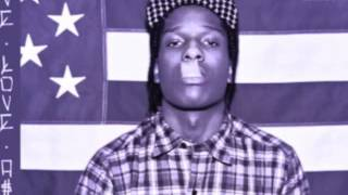 Watch Asap Rocky Kissin Pink video