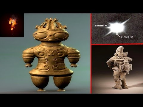 Ancient Aliens From Sirius Visited Earth?