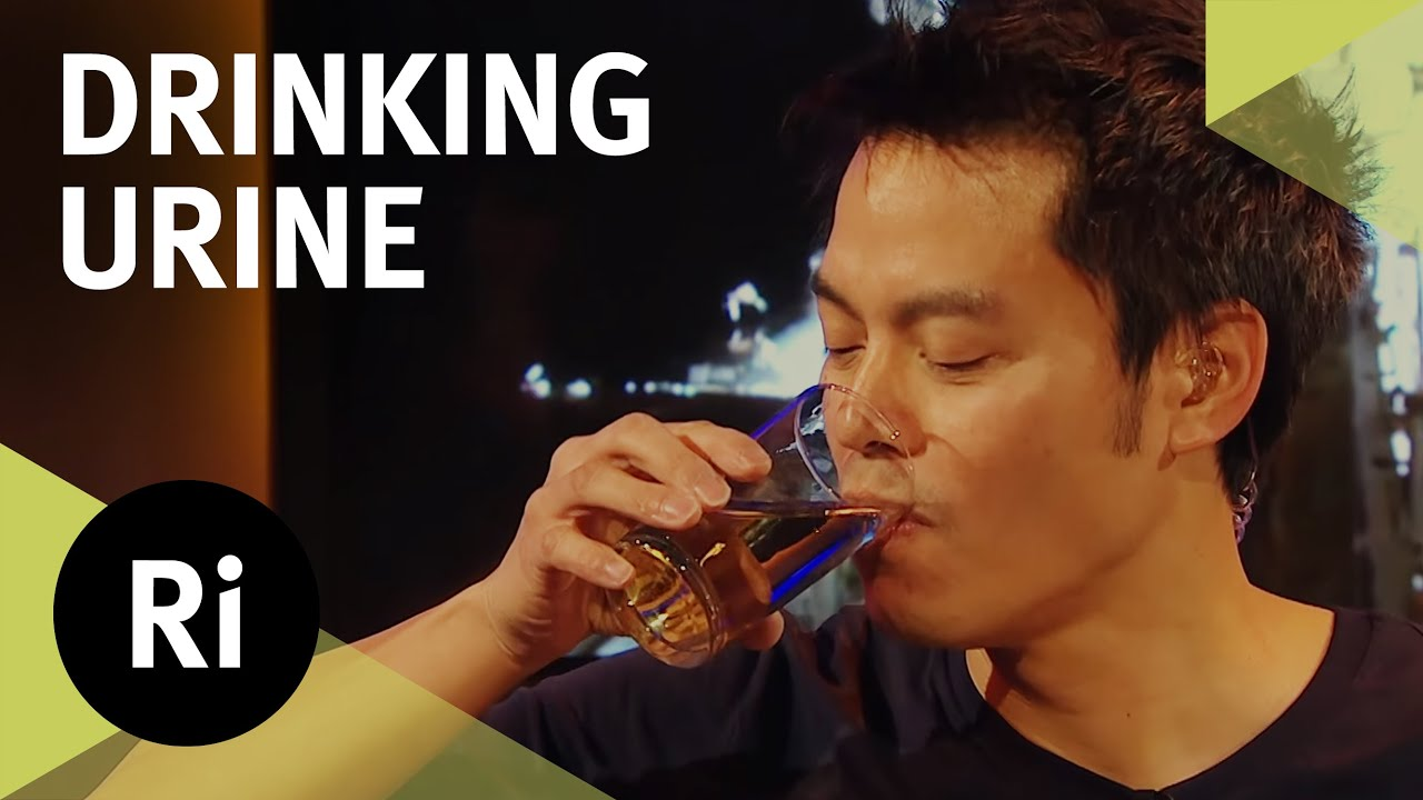 How to drink your own urine 2015 christmas lectures for Cocktail urine