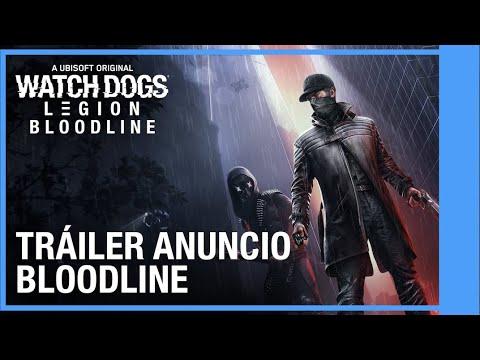 Watch Dogs Legion - Bloodline DLC Tráiler de Anuncio | #UbiForward | Ubisoft LATAM