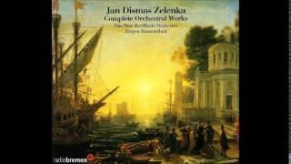 Jan Dismas Zelenka Orchestral Works 1/3