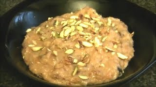 RUSK KA HALVA *COOK WITH FAIZA*