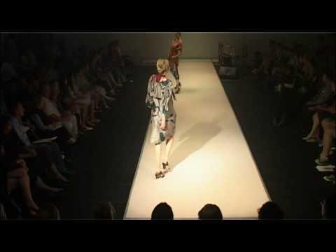 QUT BFA Fashion 2008 - Kate Rich