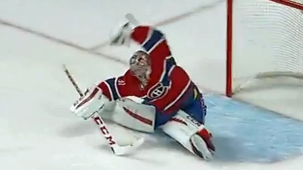 Price makes windmill glove save on Crosby - YouTube 81d6ca0fa