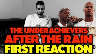 THE UNDERACHIEVERS - AFTER THE RAIN REACTION/REVIEW (Jungle Beats)