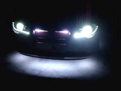 Elantra LED tuning
