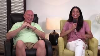 """Un Curso de Milagros  Sesión 3/4 del Retiro en Línea """"La ofrenda de azucenas"""" con David Hoffmeister"""