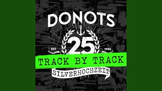 """You Cannot: DONOTS reden über """"Silverhochzeit"""" (Track by Track)"""