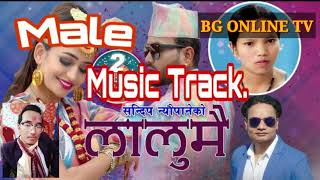 New Nepali lok dohori song 2075 | Lalumai Karaoke.