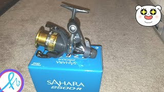 Shimano Sahara 2500 DH R