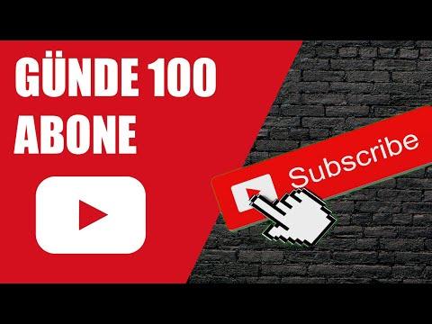 Youtube Abone Kazanma,