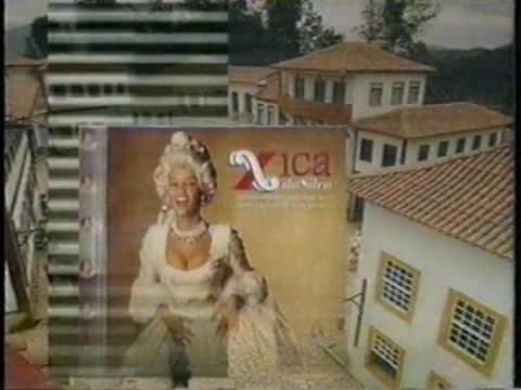 Comercial de Tv para o CD da Novela Xica da Silva - Tv Manchete, 1996