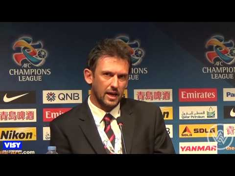 Champions League Official Post Match Press Conference | Tony Popovic