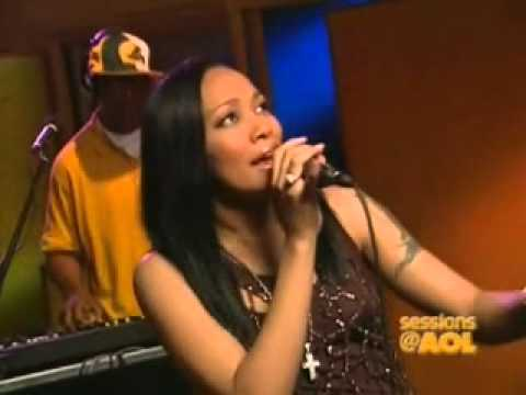 Knock Knock (Sessions@AOL Performance) Video - Monica - AOL Music.rv