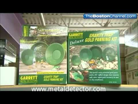 Metal Detectors on Chronicle TV  Featuring MetalDetector.com