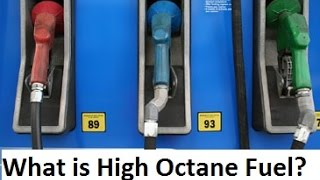 What is High Octane Fuel? Should you use it in KTM Duke 390 or Superbikes? Engine knocking?