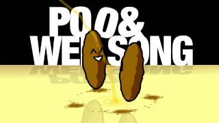 The Poo And Wee Song : animated music video : MrWeebl