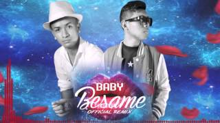 Jeyci TheFeta - Baby Besame Remix Ft Mehiton Mc (Audio Oficial)