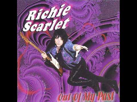 Richie Scarlet - Out of My Past (Full CD)