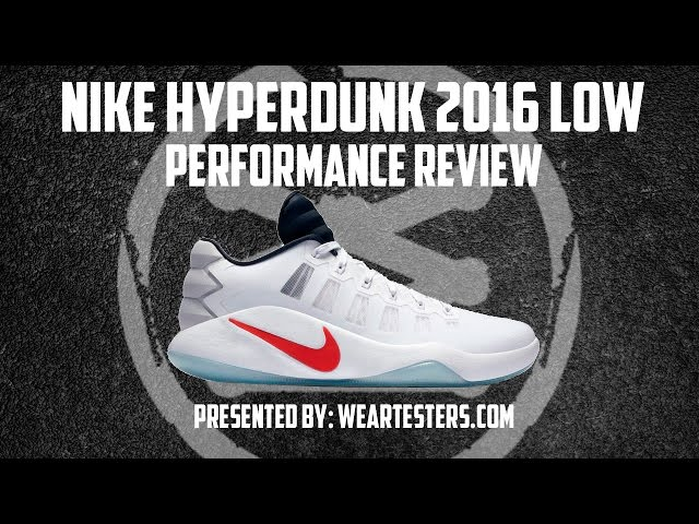 a26614f6e1 ... free shipping nike hyperdunk 2016 low performance review weartesters  e3f8a 51b7a ...