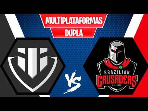 BRAZILIAN CRUSADERS vs INSANE ATTACK -  TORNEIO FORTNITE MULTIPLATAFORMA - OITAVAS DE FINAL