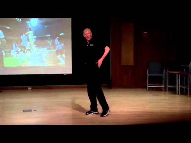 BILL WALTON: John Wooden's Pregame Speech