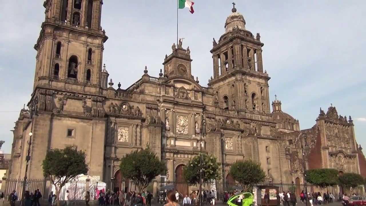 Catedral Metropolitana de la Asunción de María - Ciudad de México - YouTube