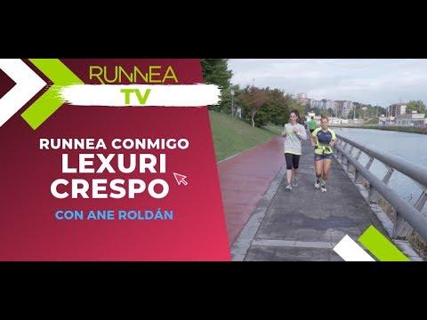 Runnea Conmigo: Lexuri Crespo, entrenamiento para maratón y conciliación familiar