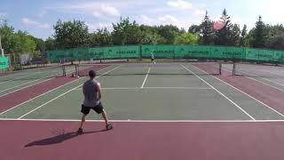 9/2/18 Tennis -  Set Highlights