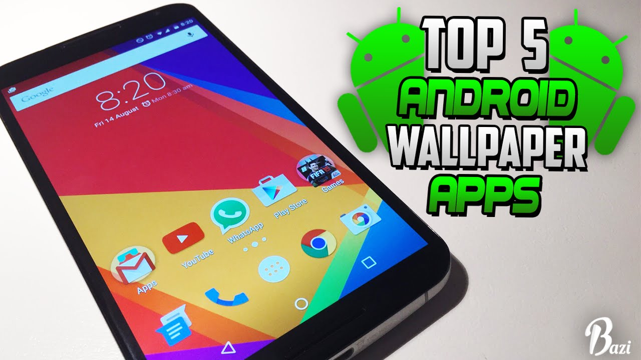 Top 5 Android Wallpaper Apps Of 2018 Best Wallpapers January
