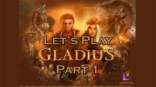 Let's Play Gladius (GCN) Imperia - Part 1: Heir of Greatness