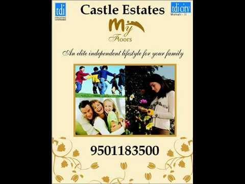 TDI City My Floors Mp2 Sec 110-111 Mohali   Contact 9501183500