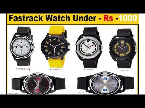 Best Fastrack Watch Under 1000    Best Fastrack Watches For Men