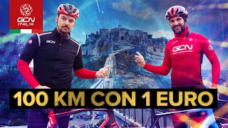 GCN Italia Epic Video: 100 km con 1 euro