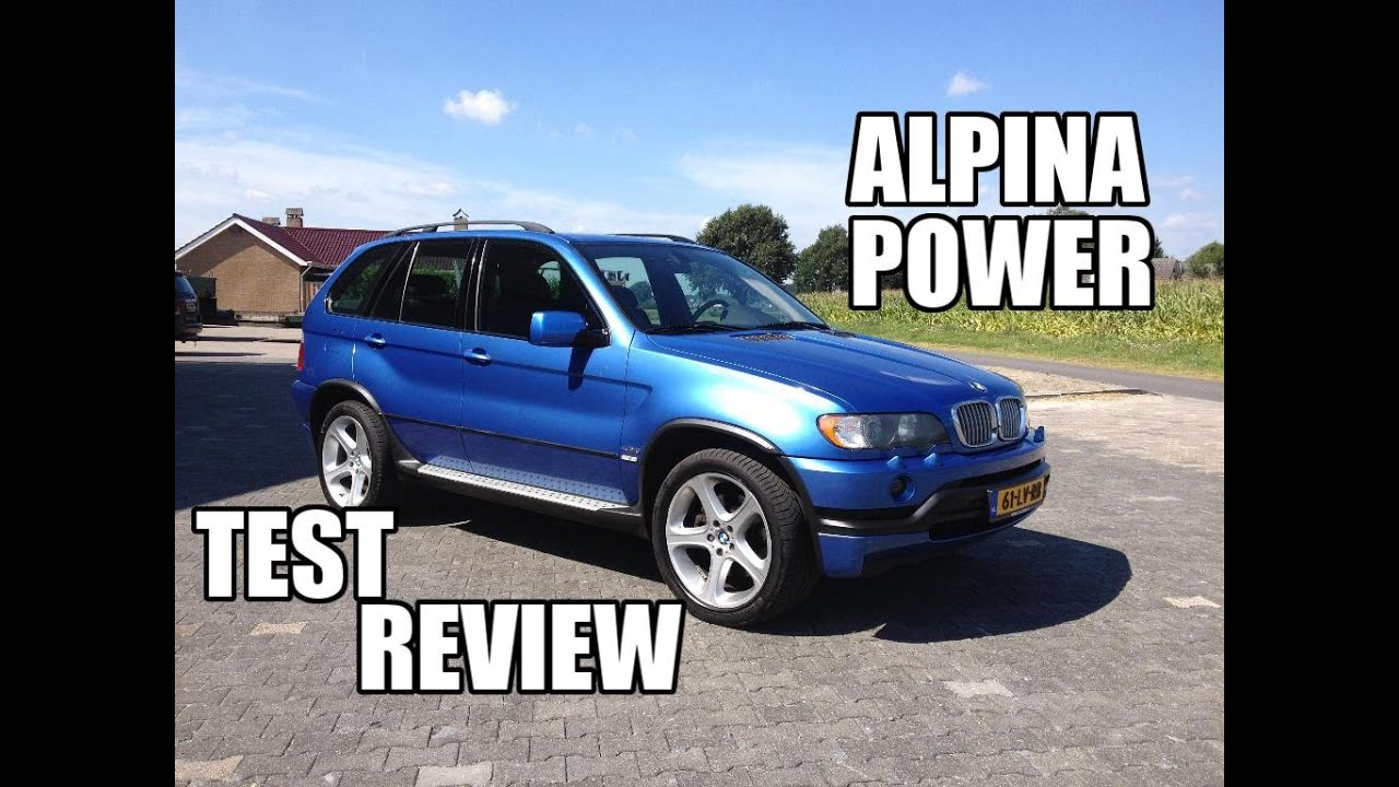 2001 Bmw X5 46is E53 Alpina Power Review Test Jmspeedshop Youtube